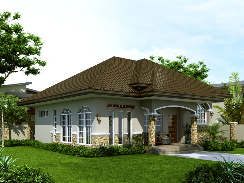 Fantastic Small House Design Shd 2014007 Pinoy Eplans Modern House Largest Home Design Picture Inspirations Pitcheantrous