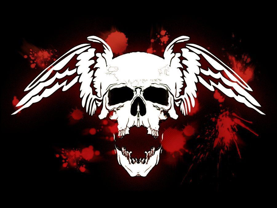 cool rock skull live wallpaper - photo #14