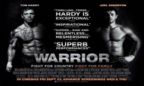 Warrior   Tom Conlon (Tom Hardy) mungkin tak pernah mengira kalau dia bakal bertemu kembali dengan ayah dan kakaknya. Takdir yang memisahkan mereka dan takdir pula yang akhirnya mempertemukan merek...