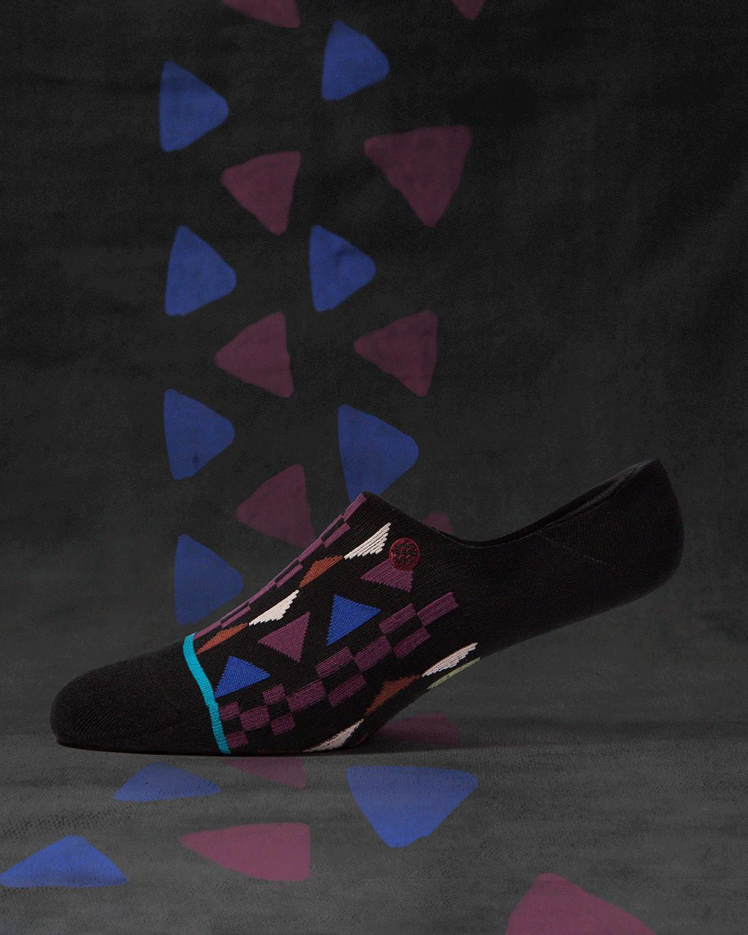 No-show Socks With Your Favorite Prints That Don't Slip
