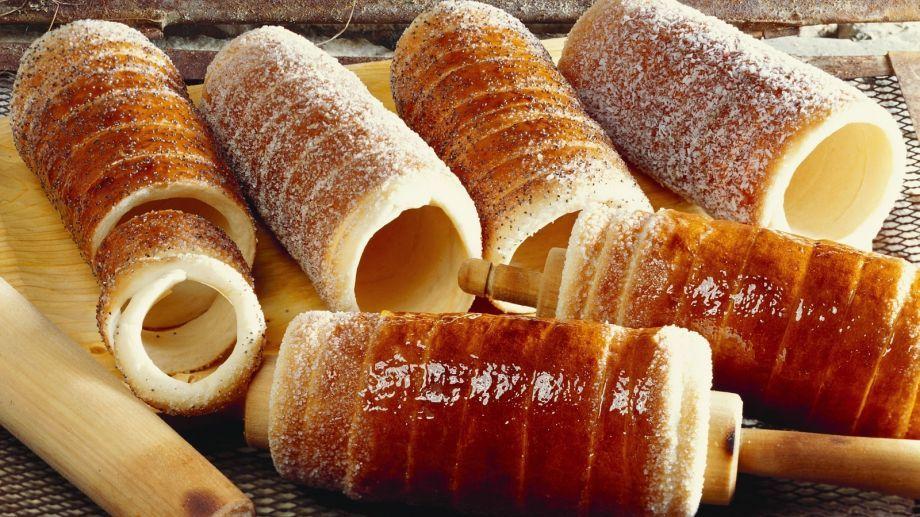 Baumkuchen auf ungarische Art #grilleddesserts