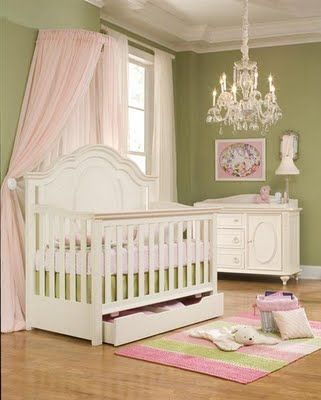 Legacy Classic Crib Enchantment Collection. (We have this bed in ...