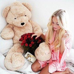I want this big bear!!