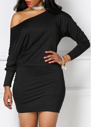 Black dress cheap quarter