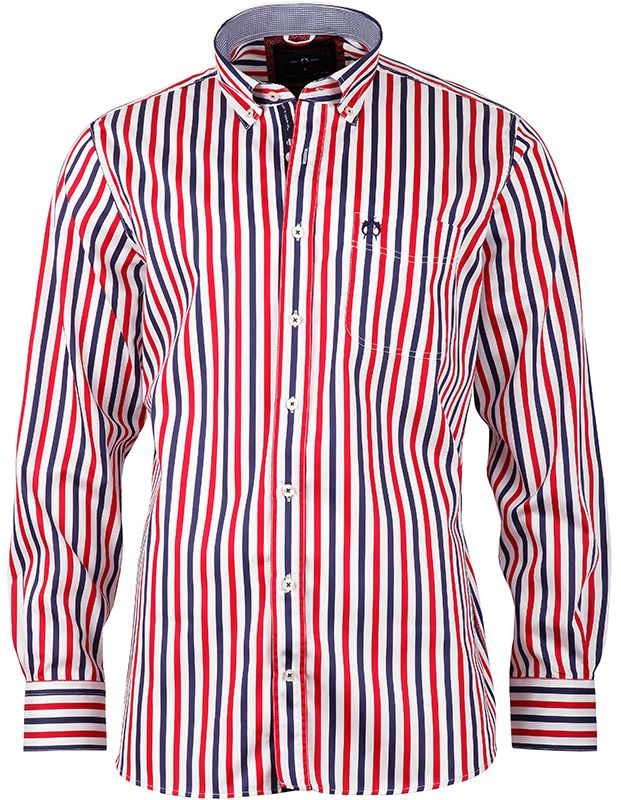 finest selection f85b4 a143a Modisches #Herrenhemd aus der #Yachting Kollektion von ...