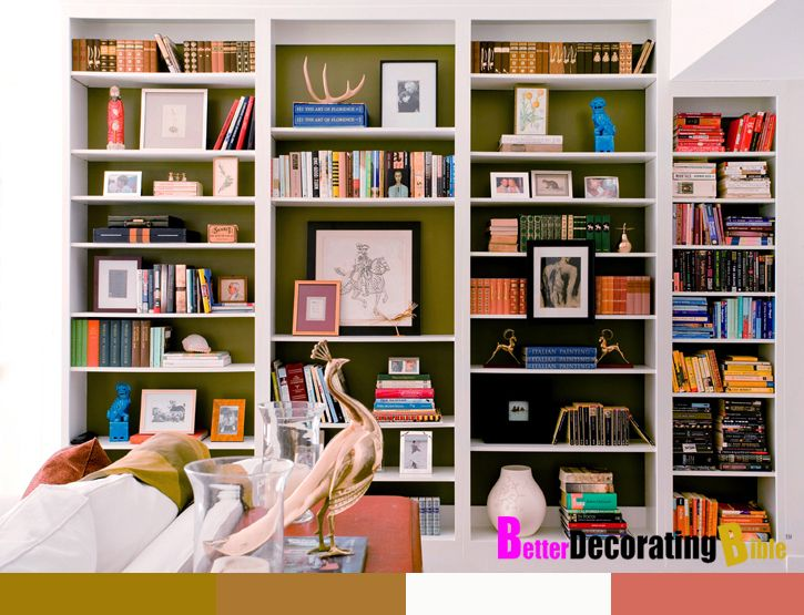 easy storage using a wall unit | betterdecoratingbible | media
