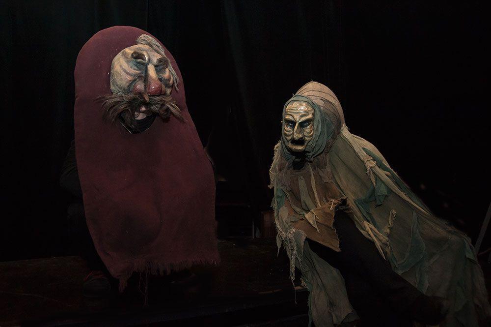 Большой театр кукол о жанрах и персонажах