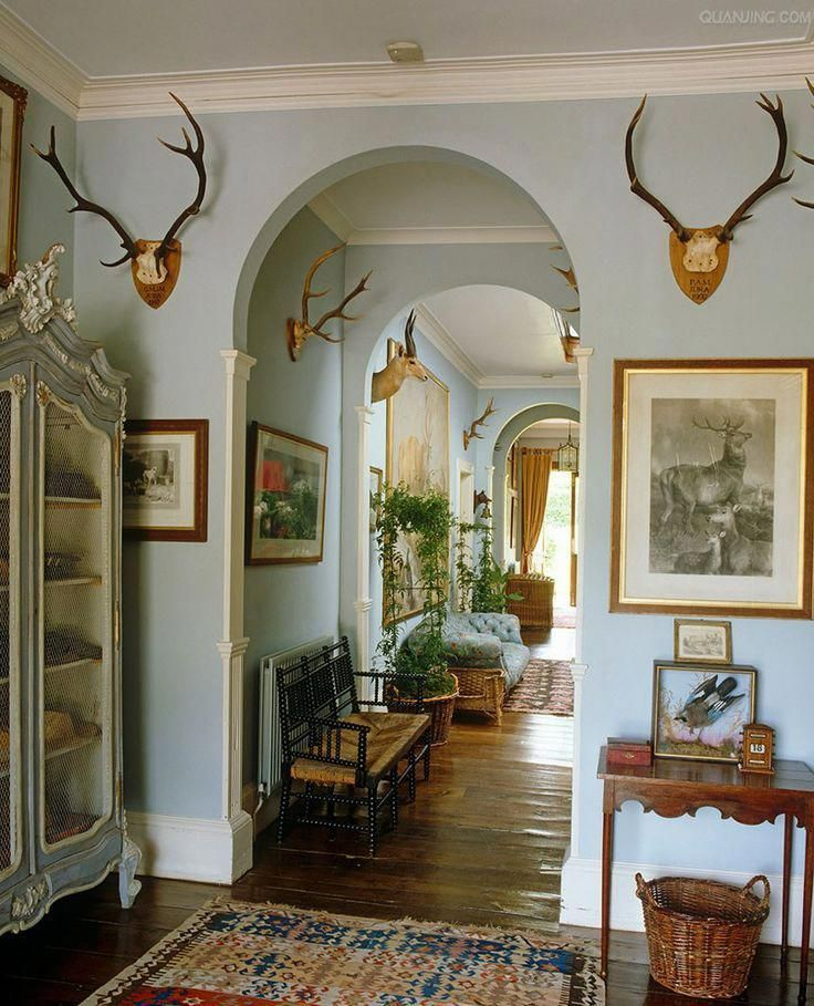 How To Decorate Your Home Using The Country Home ...