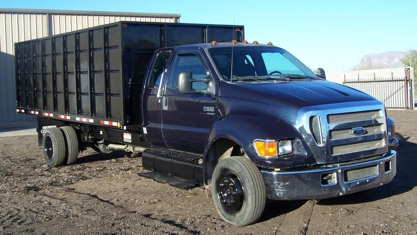 2004 Ford F650 Extra Cab Chipper Dump Truck For Sale In Apache Junction Phoenix Az We Specialize In Low Usage Muni Trucks For Sale Dump Trucks For Sale Trucks
