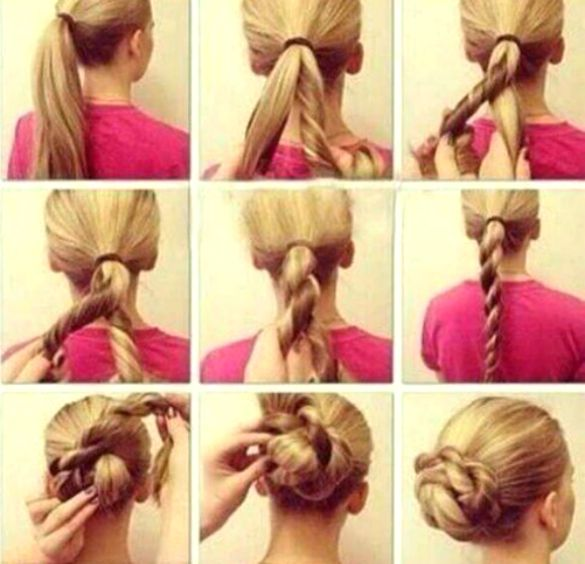 Image result for easy hairstyles for girls step by step hair image result for easy hairstyles for girls step by step pmusecretfo Gallery