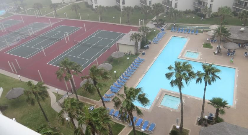 Royale Beach And Tennis Club By Vri Resorts South Padre Island Offering An Outdoor Pool Hot Tub Is Located