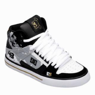 Ken Block Dirt 3 High Tops   Dc shoes