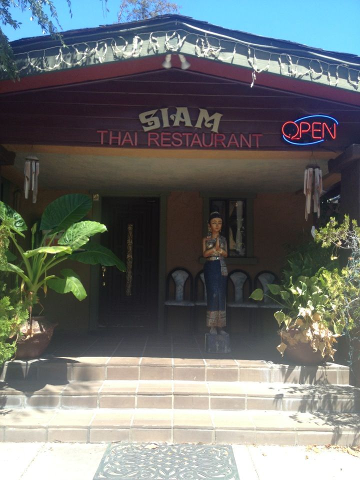 Siam Thai Restaurant In Morgan Hill Ca Best Thai Food In The