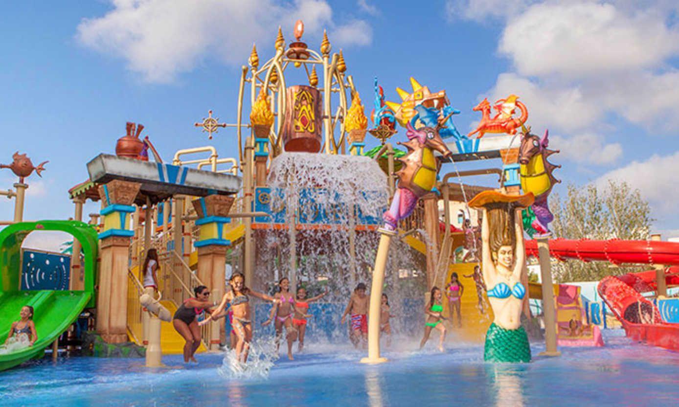 Sol Katmandu Park Resort Magaluf Majorca On The Beach Park Resorts Majorca Water Park