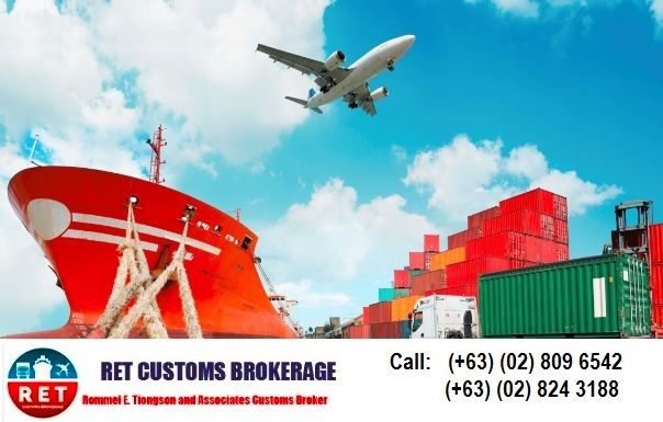 Pin by RET Customs Brokerage on Freight Forwarding ...