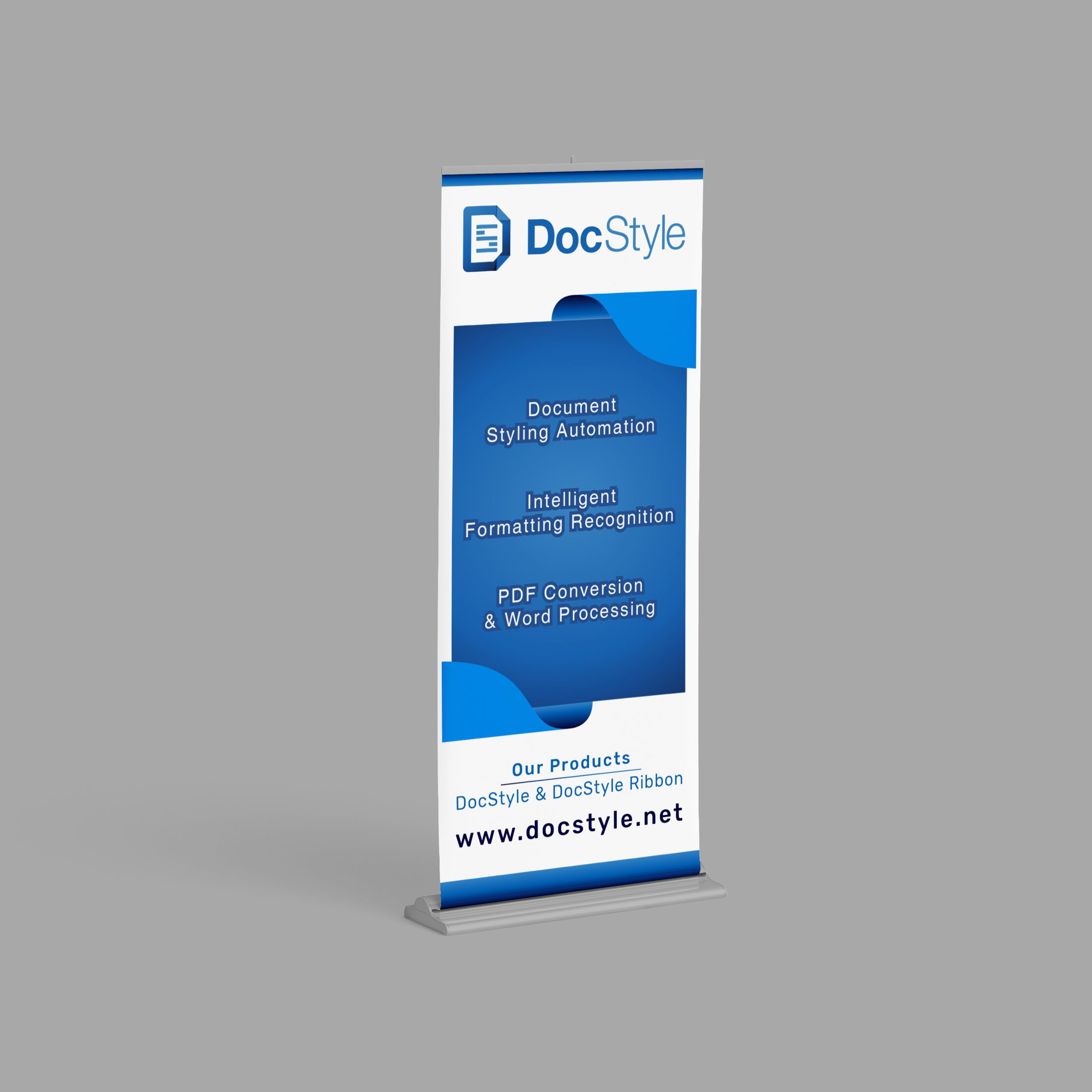 Rollup / Retractable Banner Design