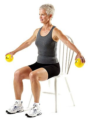 easy and effective chair exercises  senior fitness chair