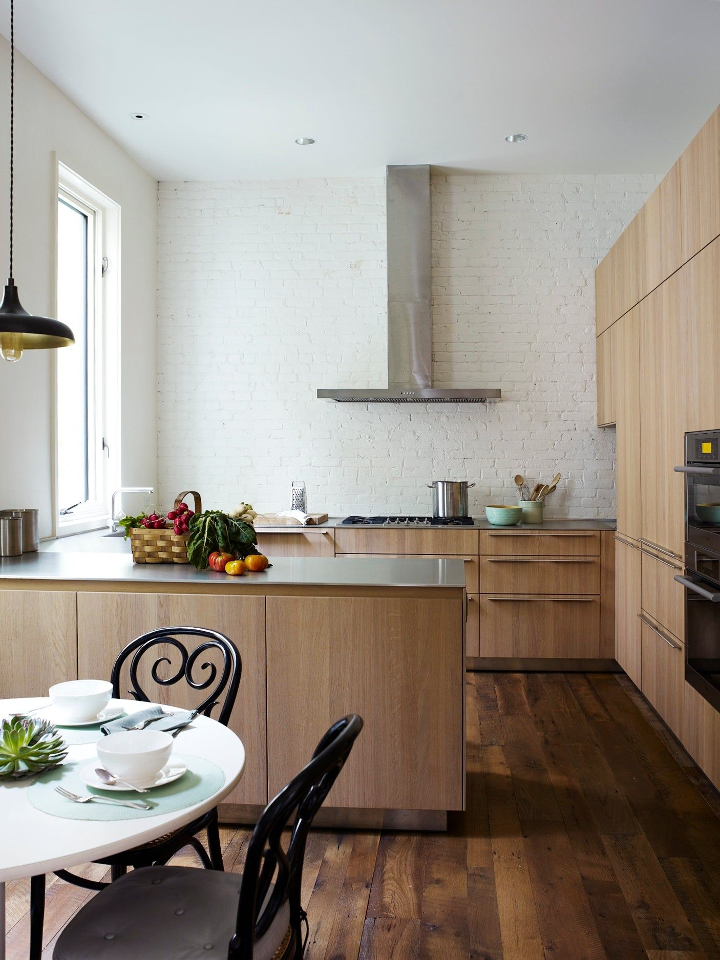 """See more of Tom Scheerer Inc.'s """"Townhouse; Brooklyn ..."""