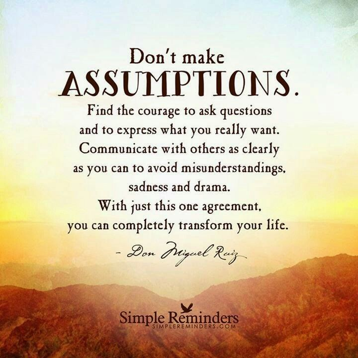 Asking Questions Takes Strength, Communication Is A Key Point If Trust And  Love, Always Find The Courage To Clarify Regardless Of How It Is Received  For ...