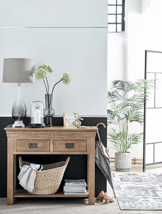 How To Style Your Console Table By Kimberly Duran | The Oak Furniture Land  Blog #OakFurniture