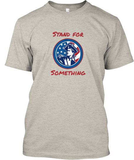 #1 Patriot Tee Back for Limited Time!