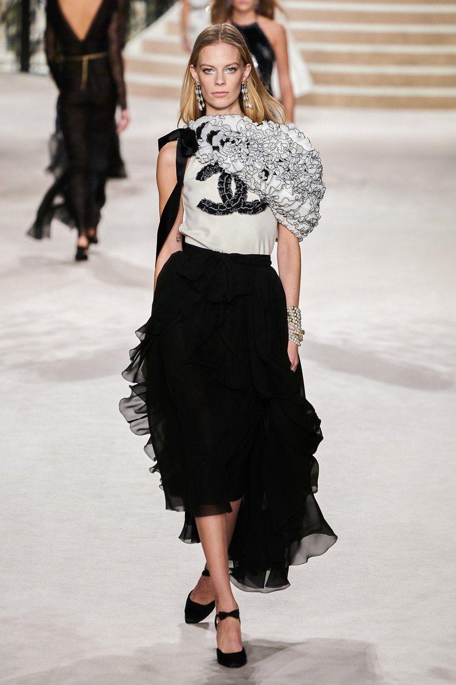 Chanel PreFall 2020 Fashion Show Модные стили, Модный