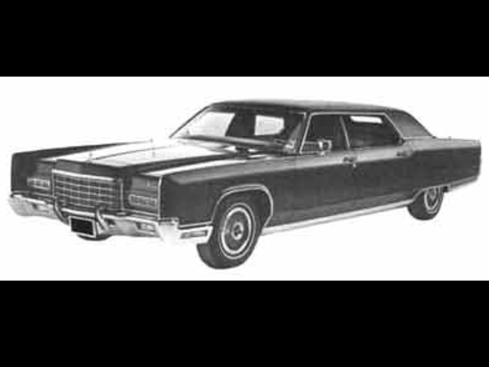 1972 Lincoln Continental Town Car Brougham Limousine By Aha