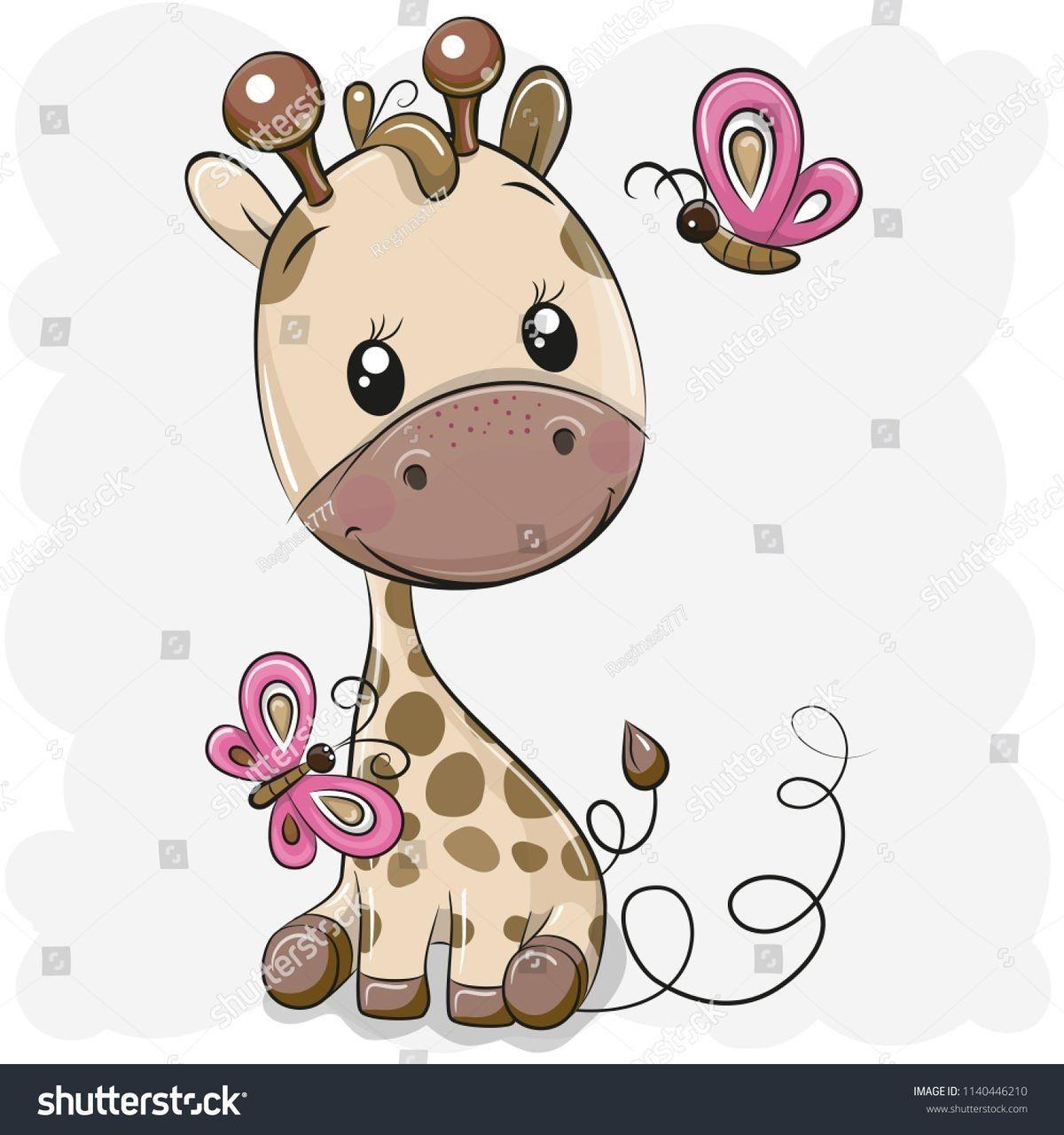 Pin By Myra Calhoun On Anime Drawing Etc Cartoon Giraffe