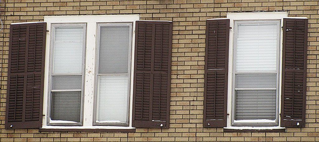Real Wood Double Shutters For Different Sized Windows Shutters Exterior Window Shutters Exterior Windows Exterior