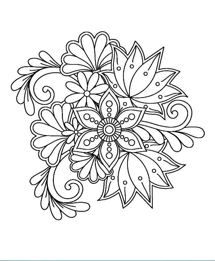 Pin de Liliana Heredia en Mandalas | Pinterest | Mandalas, Bordado y ...
