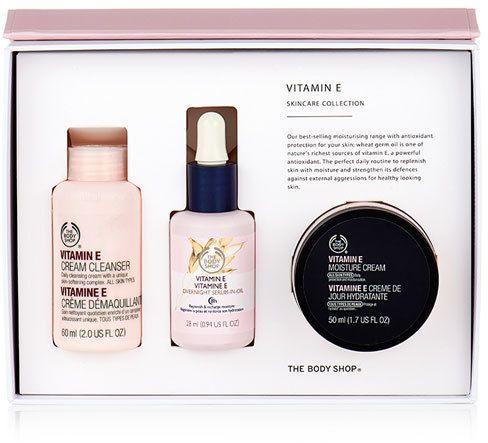 The Body Shop Vitamin E Skincare Collection The Body Shop Skin Care Gifts Body Shop Vitamin E