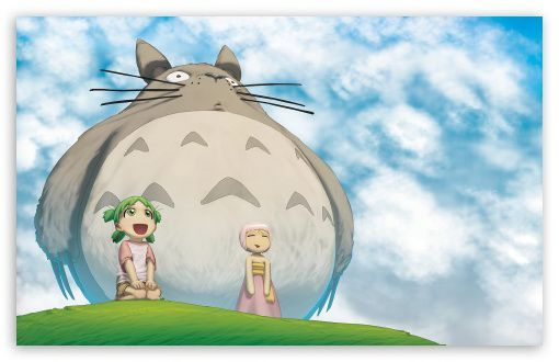 Download Totoro I HD Wallpapers for Free Totoro, My
