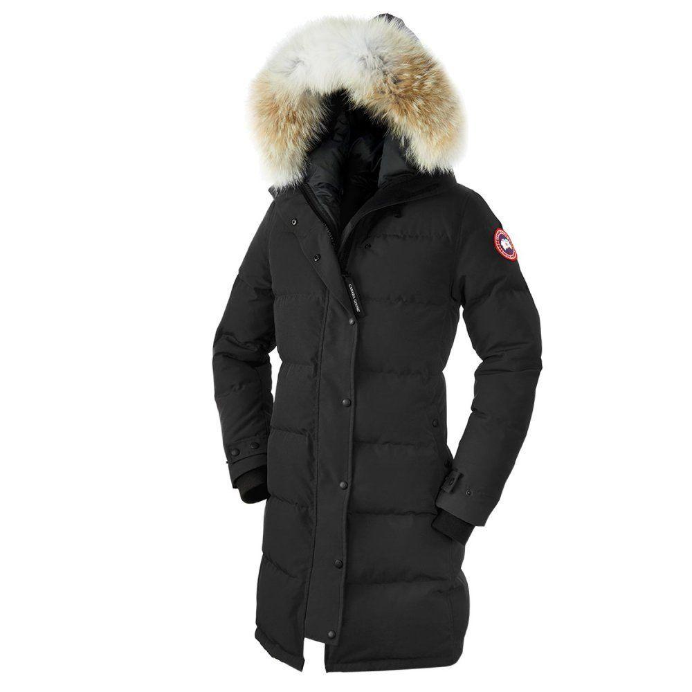 Amazon.com: Canada Goose Women's Shelburne Parka Coat: Clothing ...