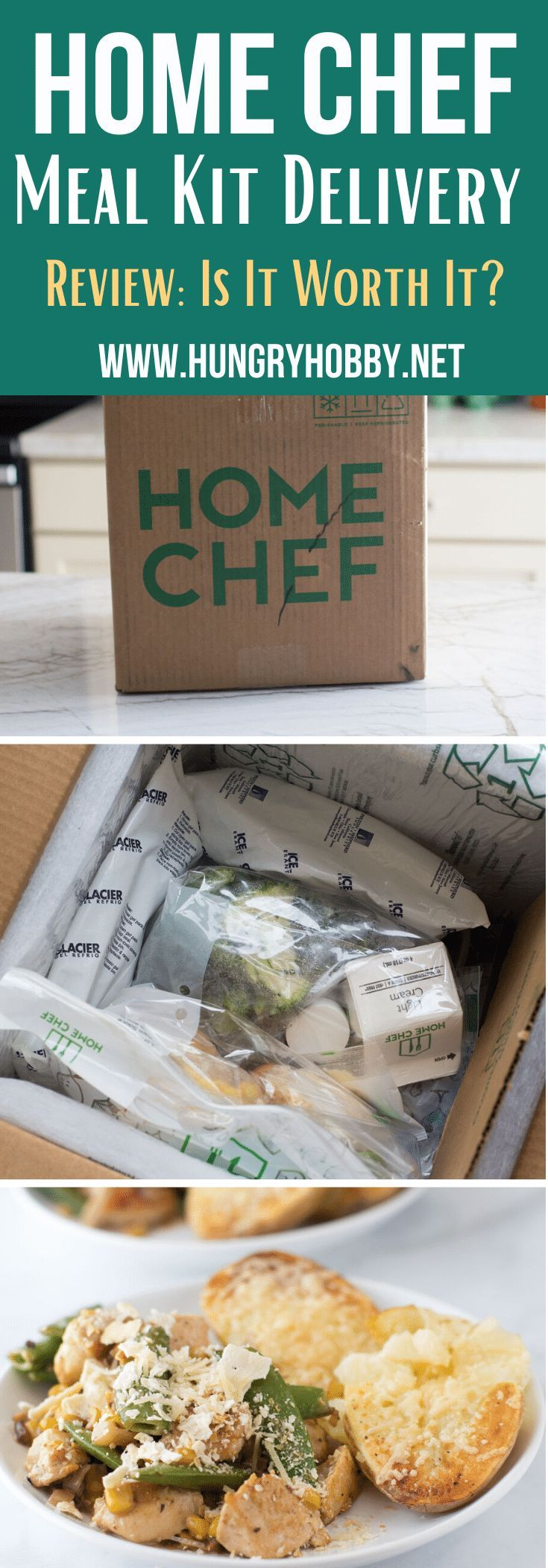 Home chef meal kit delivery service is it healthy is it