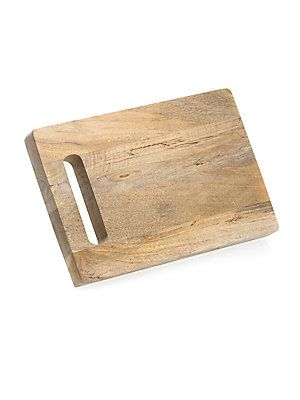 Bey-Berk Wood Cheese & Charcuterie Board - No Color - Size No Size