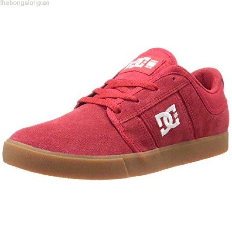 dc7f218f97a Descuento DC Shoes RD Grand M - Zapatillas de skateboarding para hombre  color rojo 2 talla 42 - co887385