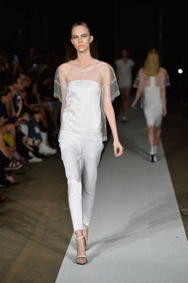 The Top Runway Trends from Fashion Week MBFWA 2013