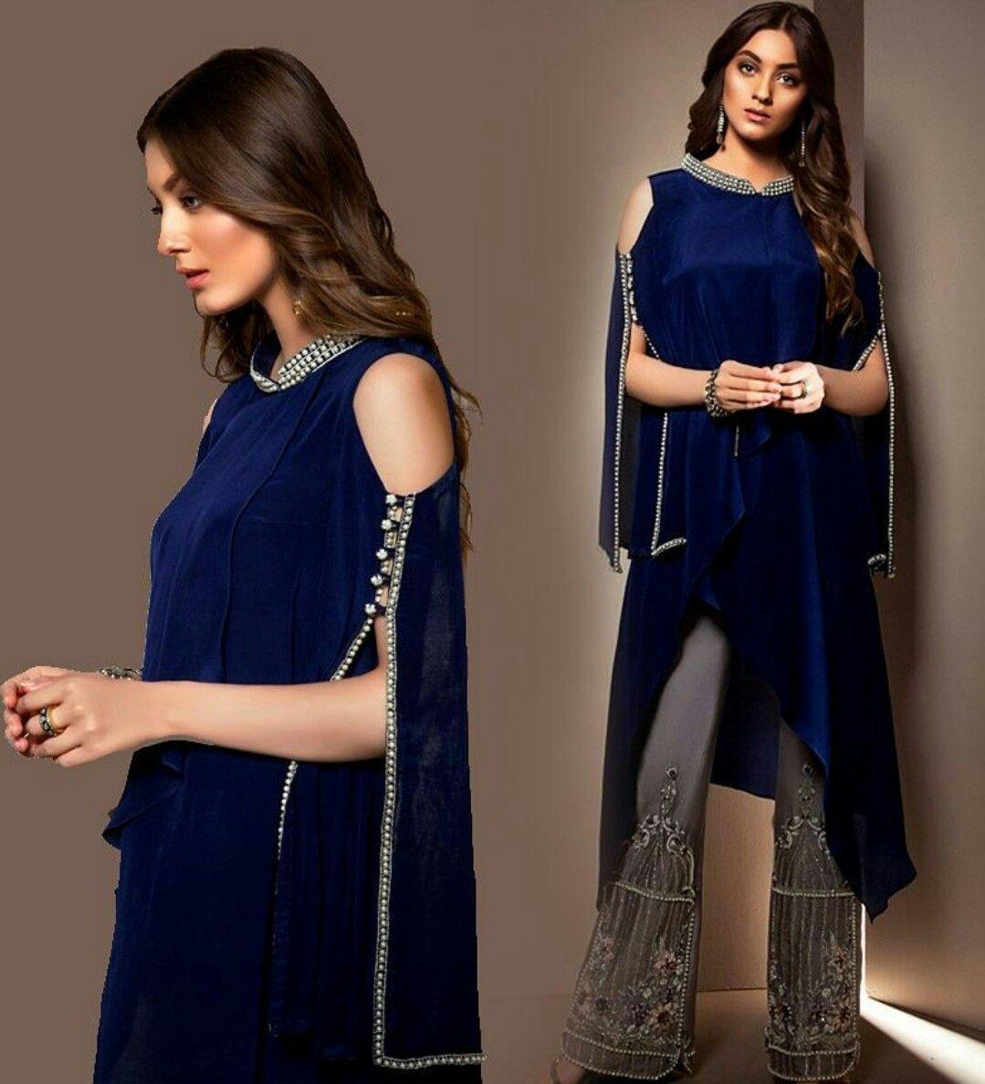 Timeless Beauty Neha Rajpoot In Dark Blue Preals