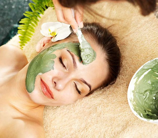 Easy Diy Spa Facials Glowing Skin Mask Best Diy Face Mask Coconut Oil Face Mask