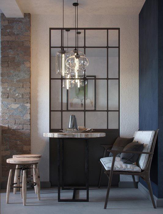 Virlova interiorismo projects propuesta de dise o de for Cocina industrial tipo loft
