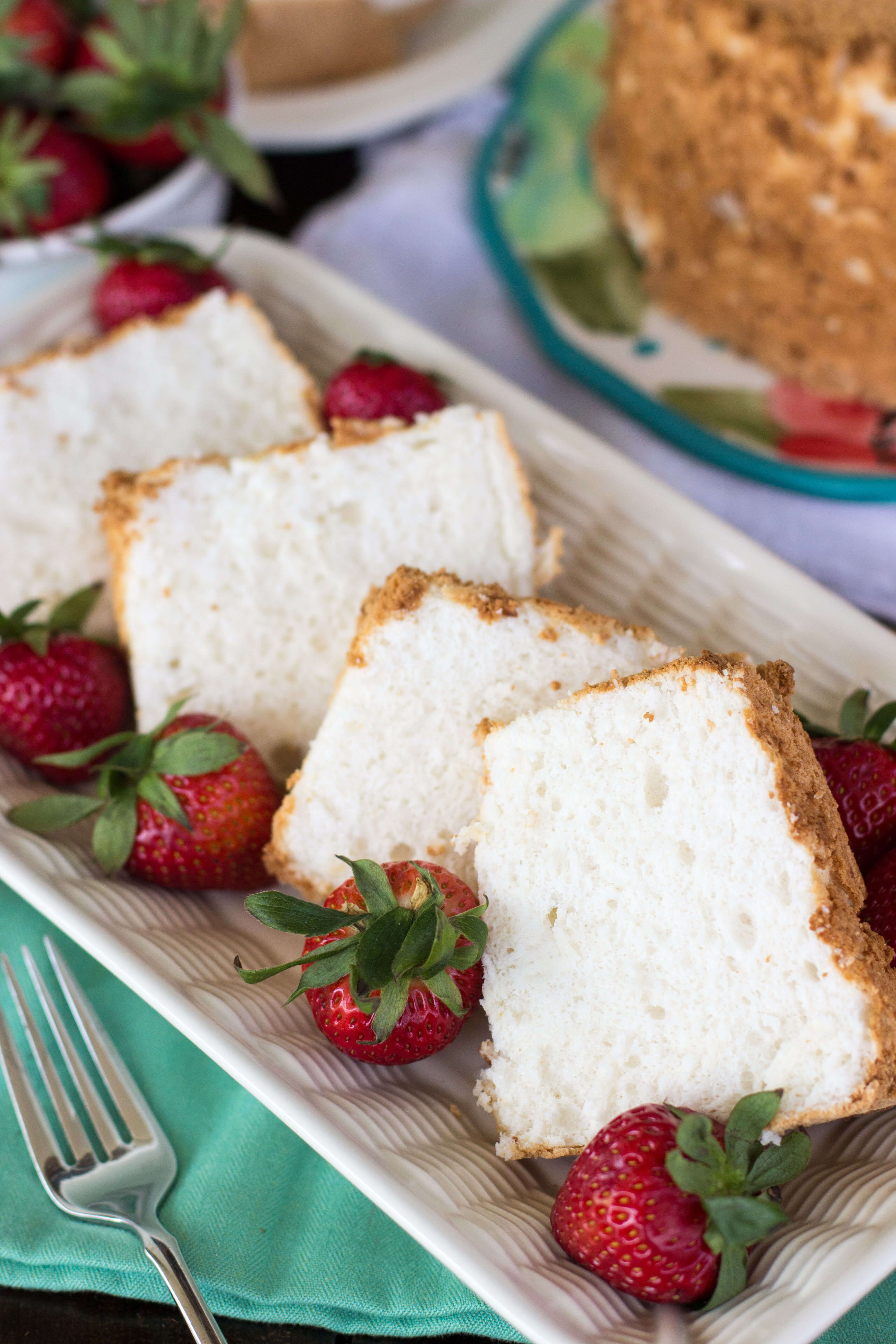 An easy classic angel food cake recipe that uses no cake flour all an easy classic angel food cake recipe that uses no cake flour all purpose only and comes out flawlessly every time i written about this recipe before forumfinder Choice Image