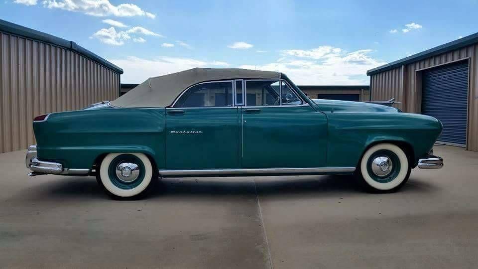 1951 Frazer Manhattan for sale #1929685 - Hemmings Motor News ...