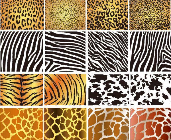 Texture Pattern Animal Vector Animal Skin Vector Free Pattern