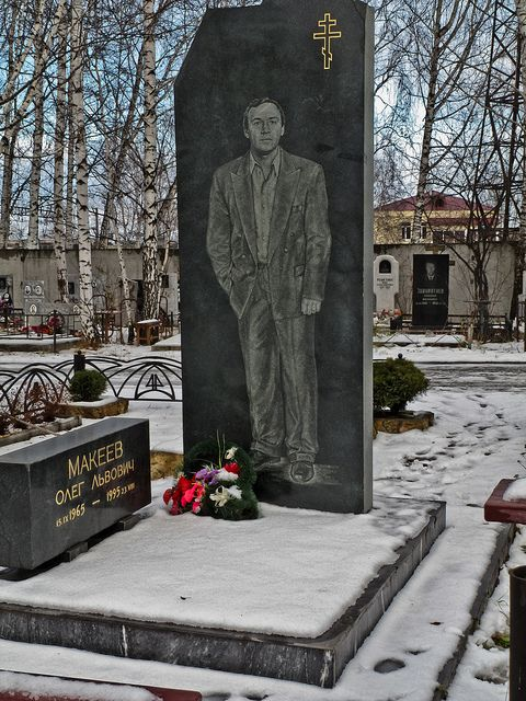 New Russian Gravestones | Just because | Cemetery headstones