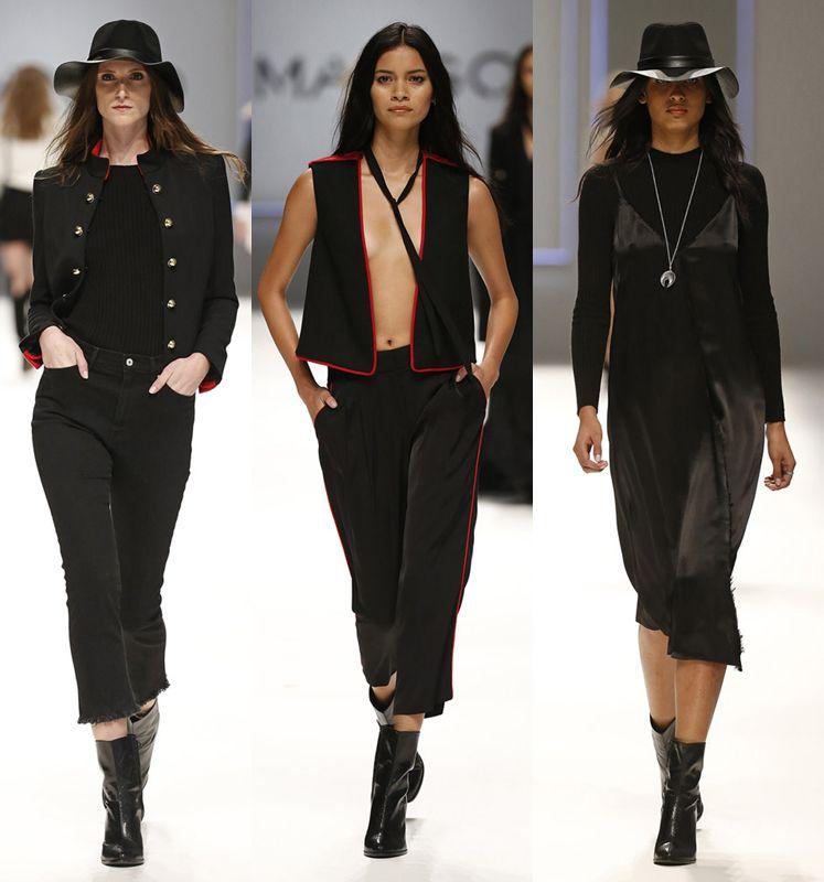 Mango Fall Winter 2015 fashion show - LaiaMagazine
