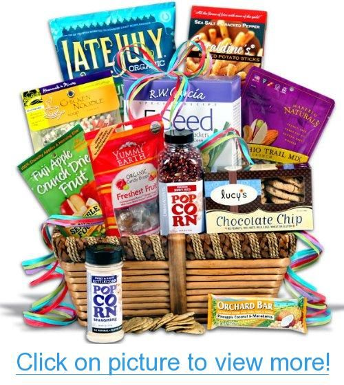 Gluten free gift basket classic gluten free gift basket classic explore gluten free gift baskets and more negle Image collections