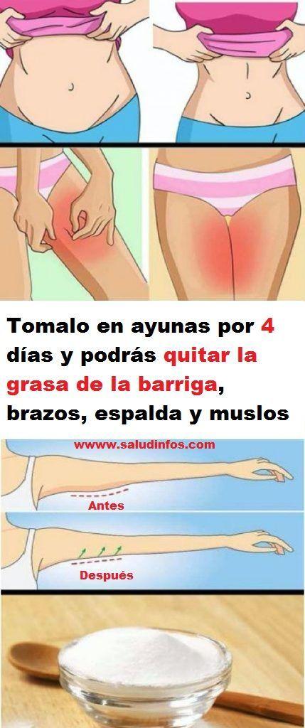 Laxantes para adelgazar anastasia y brazos