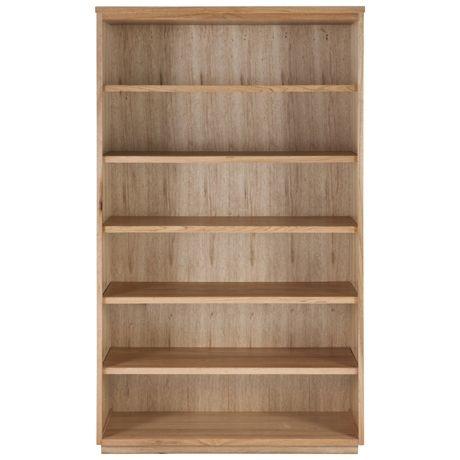 Henderson 6 Tier Bookcase High – Tier Bookcase