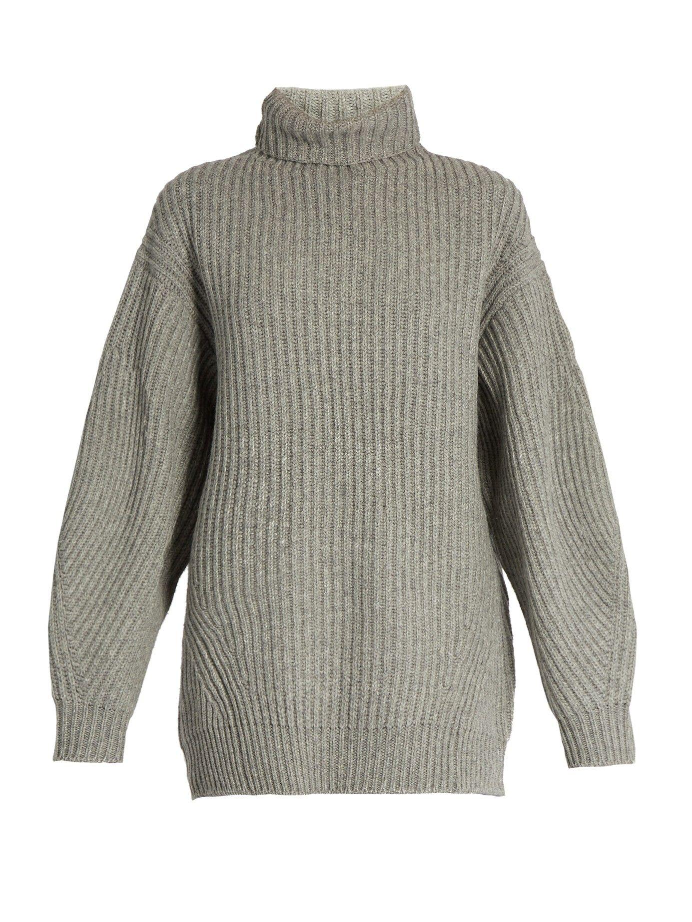 Isa oversized wool sweater | Acne Studios | MATCHESFASHION.COM US ...