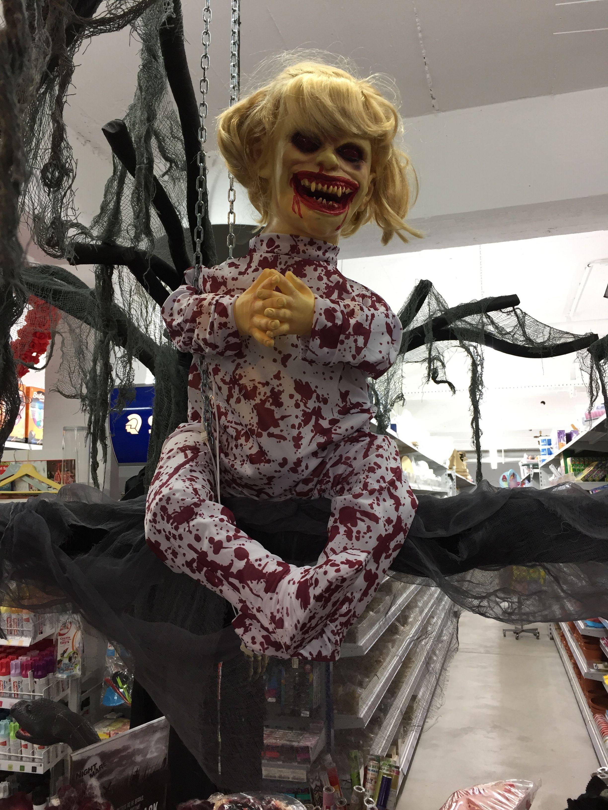 Halloween Kostüm Gruselig